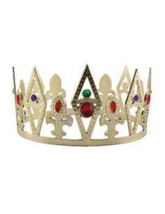 Corona rey emperado