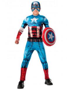 Disfraz Capitán América Vengadores Unidos niño