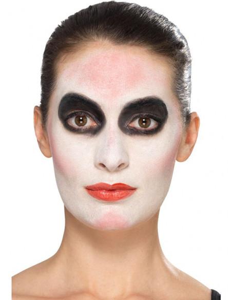 Kit maquillaje Catrina paso 3