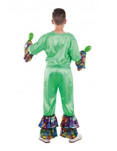 Disfraz de Rumbero Caribeño para niño