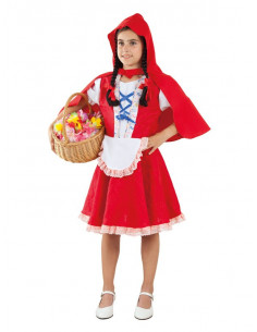 Disfraces de caperucita roja infantil