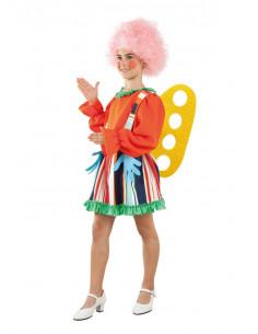Disfraz de muñequita de cuerda