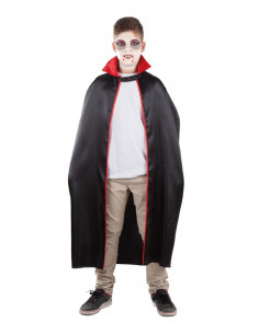 Capa de vampiro para niño