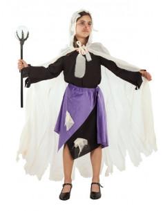 Disfraz de Hechicera para Niña