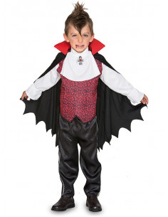Disfraz Vampiro para niño