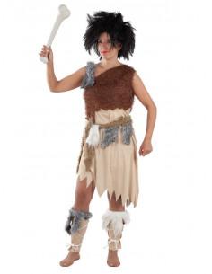 Disfraz e troglodita para mujer