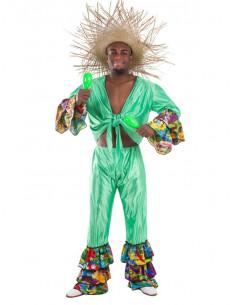 Disfraz de Rumbero caribeño para hombre