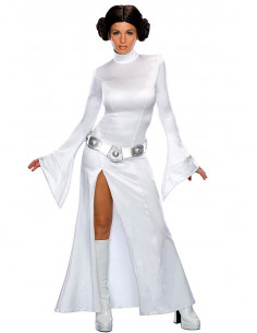 Disfraz Princesa Leia sexy para mujer