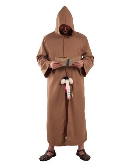 Disfraz de monje de castidad