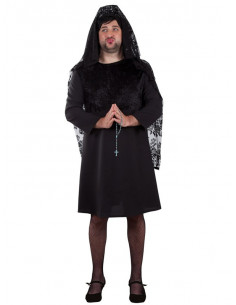 Disfraz de manola semana santa para hombre
