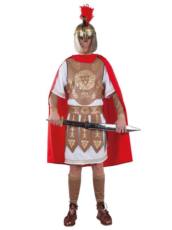 Disfraz de legionario romano