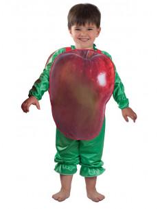 Disfraz de manzana bebé