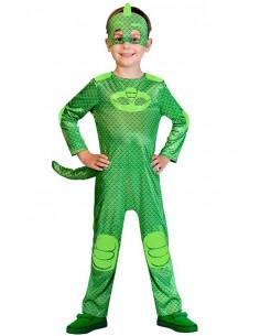 Disfraz Gekko para niño