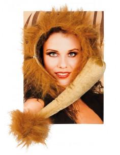 Kit de león mujer