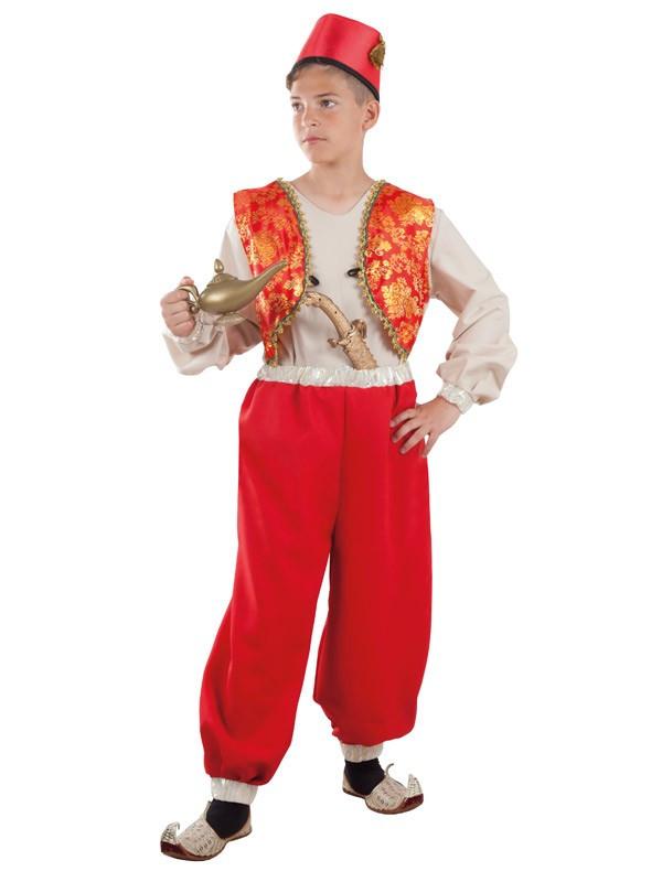 7efe8c852 Disfraz de Aladín para niño