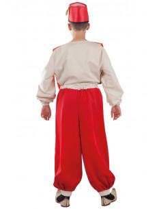 Disfraz aladin para niño