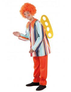 Disfraz de muñeco de cuerda niño