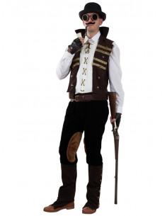 Disfraz Steampunk para hombre