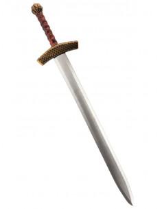 Espada de guerrero medieval