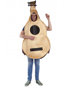 Disfraz de Guitarra española