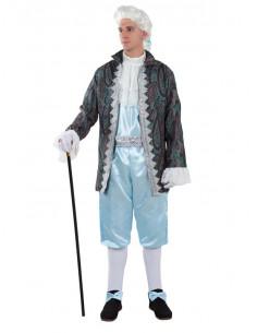 Disfraz de marqués para hombre  Tallas-L