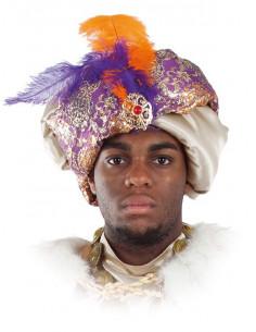 Turbante de Rey Árabe