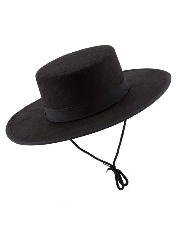 Sombrero cordobes fieltro