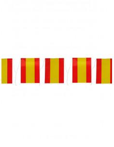 Banderas de España papel
