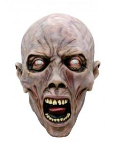 Mascara de Zombie Guerra Mundial Z