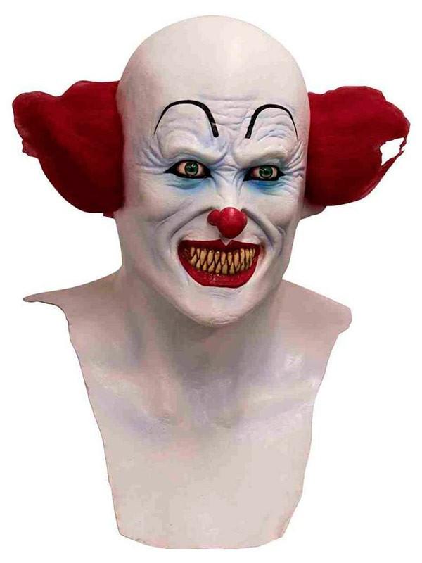 Mascara Scary Clow de látex