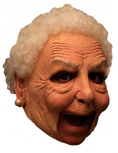 Máscara de Abuela Deluxe