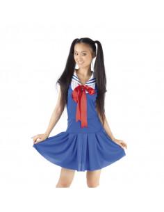 Disfraz colegiala japonesa mujer