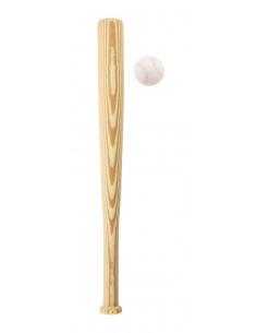 Bate de Béisbol con pelota