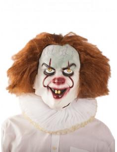 Máscara Payaso terrorífico látex