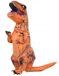 Disfraz T-Rex hinchable para niño
