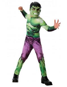 Disfraz de Hulk Los Vengadores para niño