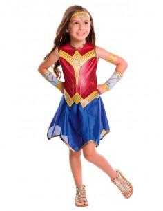 Disfraz Wonder Woman 2017 para niña