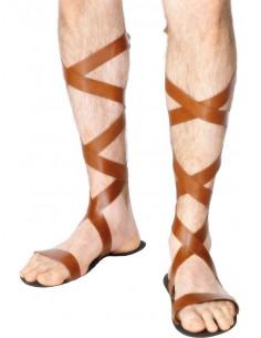 Sandalias romanas para hombre