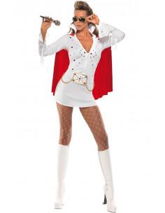 Disfraz Elvis sexy para mujer
