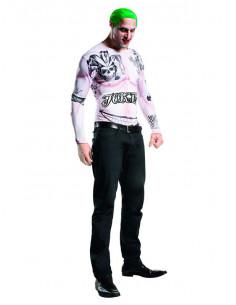 Kit disfraz de Joker Escuadrón Suicida para hombre