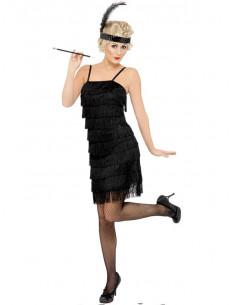 Disfraz años 20 charleston mujer
