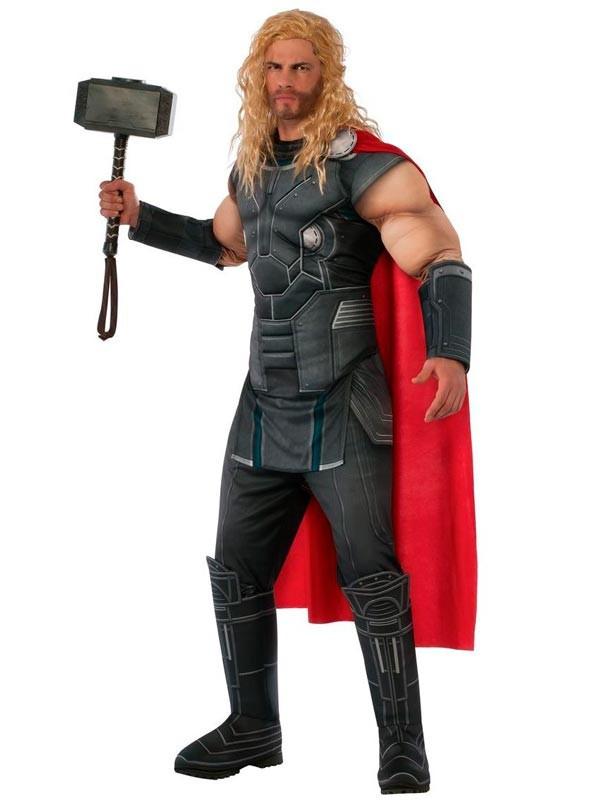 Disfraz de Thor Ragnarok para hombre
