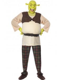Disfraz Shrek para hombre