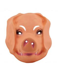 Careta animal cerdo