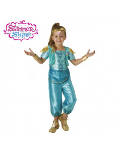 Disfraz Shine de Shimmer and Shine niña