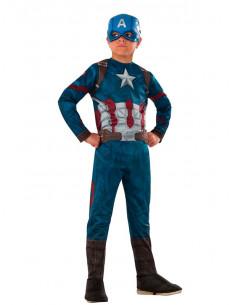 Disfraz Capitán América Civil War deluxe