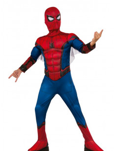 Disfraz Spiderman HomeComing deluxe niño