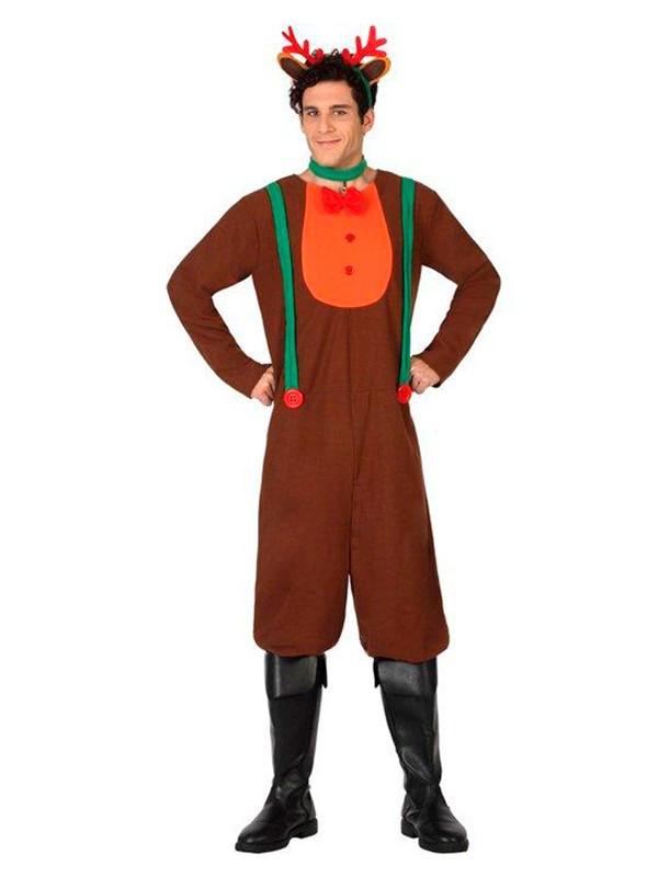 Disfraz de reno para hombre