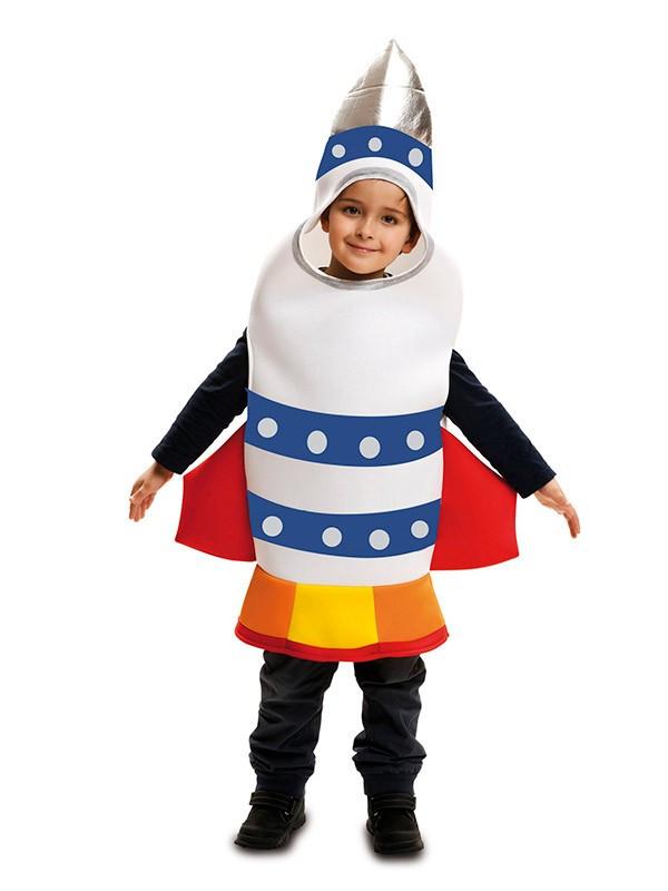 Disfraz cohete para bebé