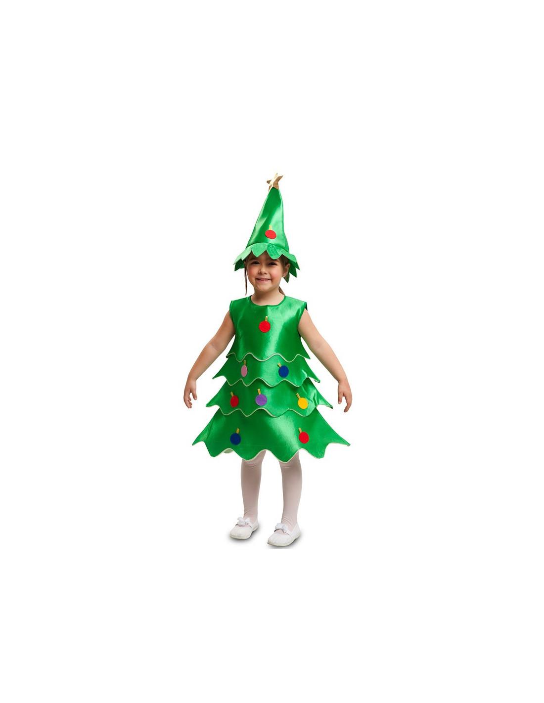 Disfraz rbol de navidad para ni a comprar en tienda - Disfraz de navidad ...